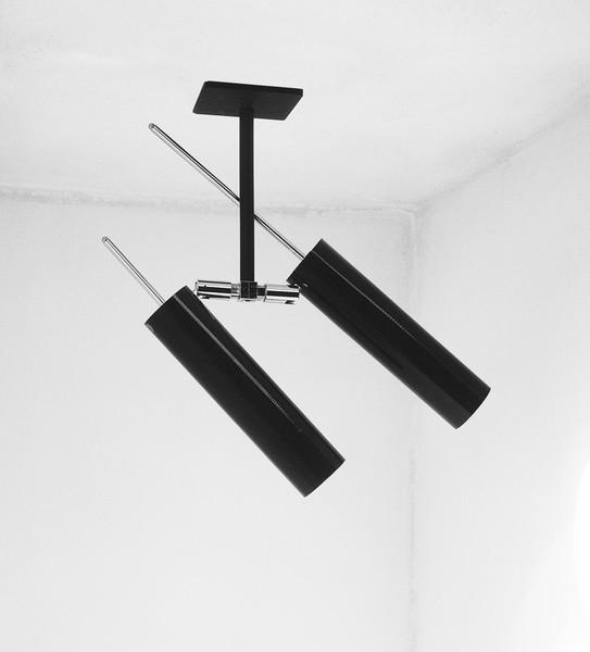 Catellani & Smith Lucenera 503 plafond 2x4W gu5.3 led code LN503ILW CS CS.IN.0004 Blanc