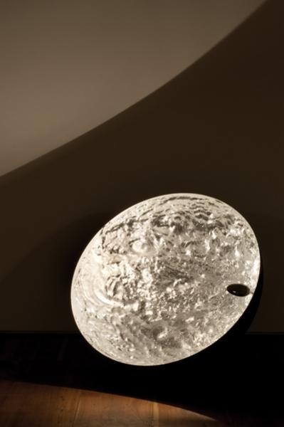 Catellani & Smith Stchu-Moon 01 ø40cm CS CS.GR.0002 Argent