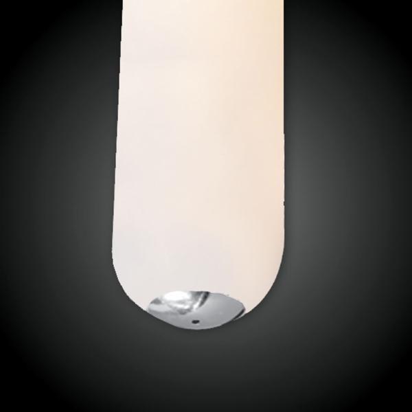Doxis Tube Surface Mounted DIM DALI DO 384.26.39 Blanc mat