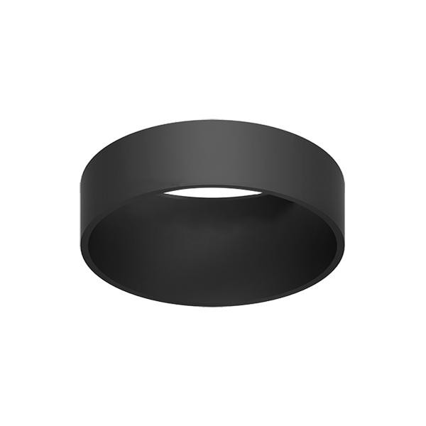 Flos Architectural Accessories Holding Ring AN 08.8410.00 Noir
