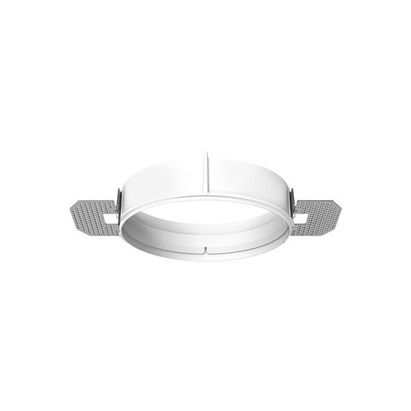 Flos Architectural Accessories Pre-installation frame Wall-Washer no trim AN 08.8137.00 Blanc