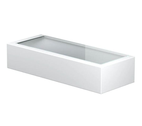Flos Mile Wall 2 Washer Up FL F015E31A001 Blanc