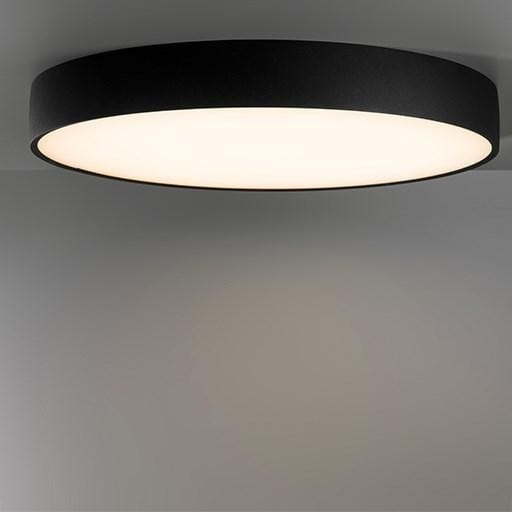 Modular Lighting Flat Moon 950 Ceiling Down LED Dali/pushdim GI MO 13294532 Noir structuré