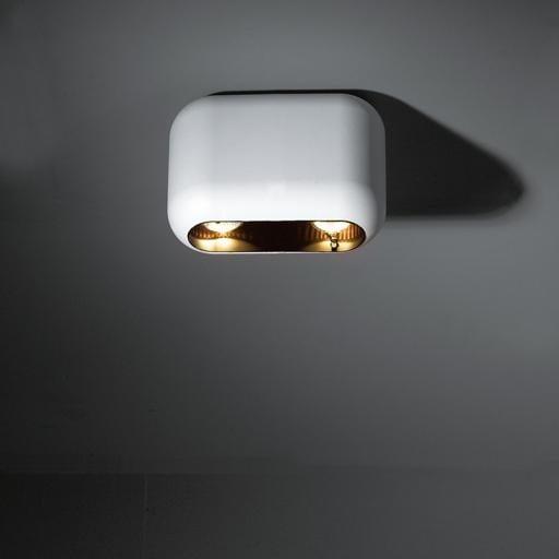 Modular Lighting U Shape 2x MR16  MO 11280509 Blanc structuré