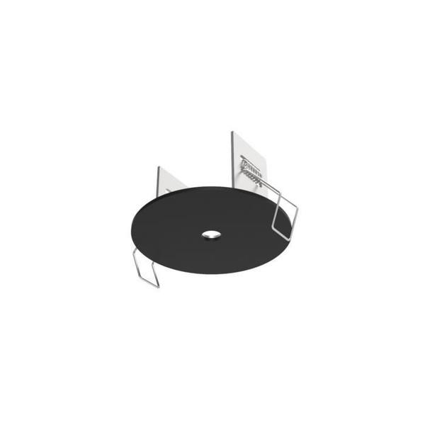 PSM Lighting Rosette rosace ronde à encastrer avec embout type M10 PS 81.10.4 Or